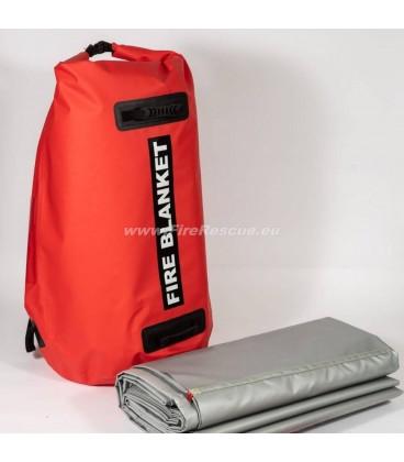PADTEX CAR FIRE BLANKET 6 x 8 M - BASIC